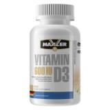 Maxler - Vitamin D3 600 240 gel kapsula