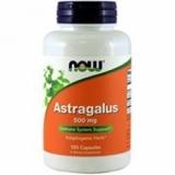 NOW - Astragalus 500mg 100 kapsula