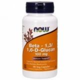 NOW - Beta 1.3/1.6 Glucan 100mg 90 kapsula