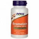NOW - Bromelain 2000 GDU 90 tableta