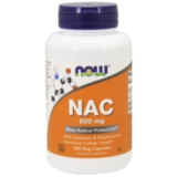 NOW - NAC-Acetyl Cysteine 600mg 100 kapsula