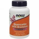 NOW - Quercetin With Bromelain 120 kapsula