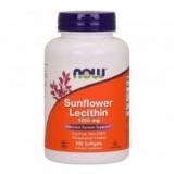 NOW - Sunflower Lecithin 1200mg 100 gel kapsula