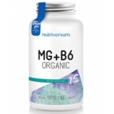 Nutriversum - MG Organic + B6 100 tableta