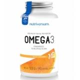 Nutriversum - Omega 3 Fish Oil 1000mg 90 gel kapsula