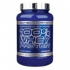 SCITEC Nutrition - 100% Whey Protein 2.35 kg