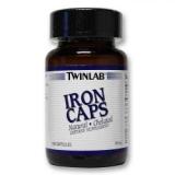 Twinlab - Iron Caps 100 kapsula